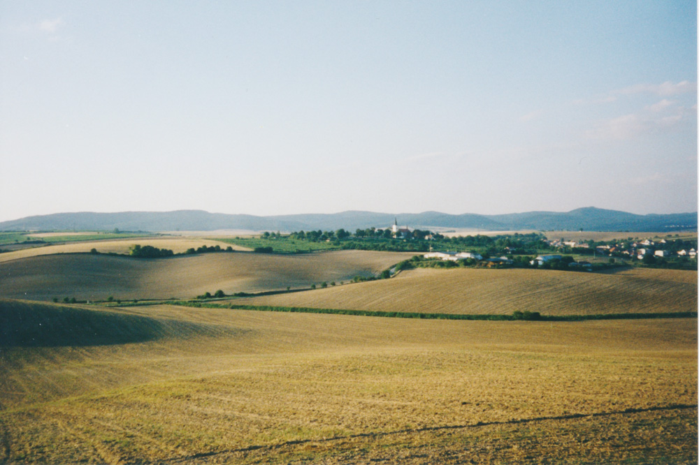 Beautiful Moravia.