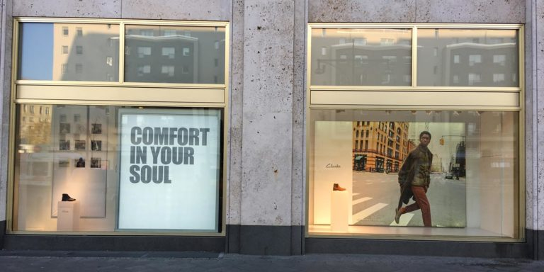 Clarks shoes at Galeria Kaufhof: Comfort in your soul