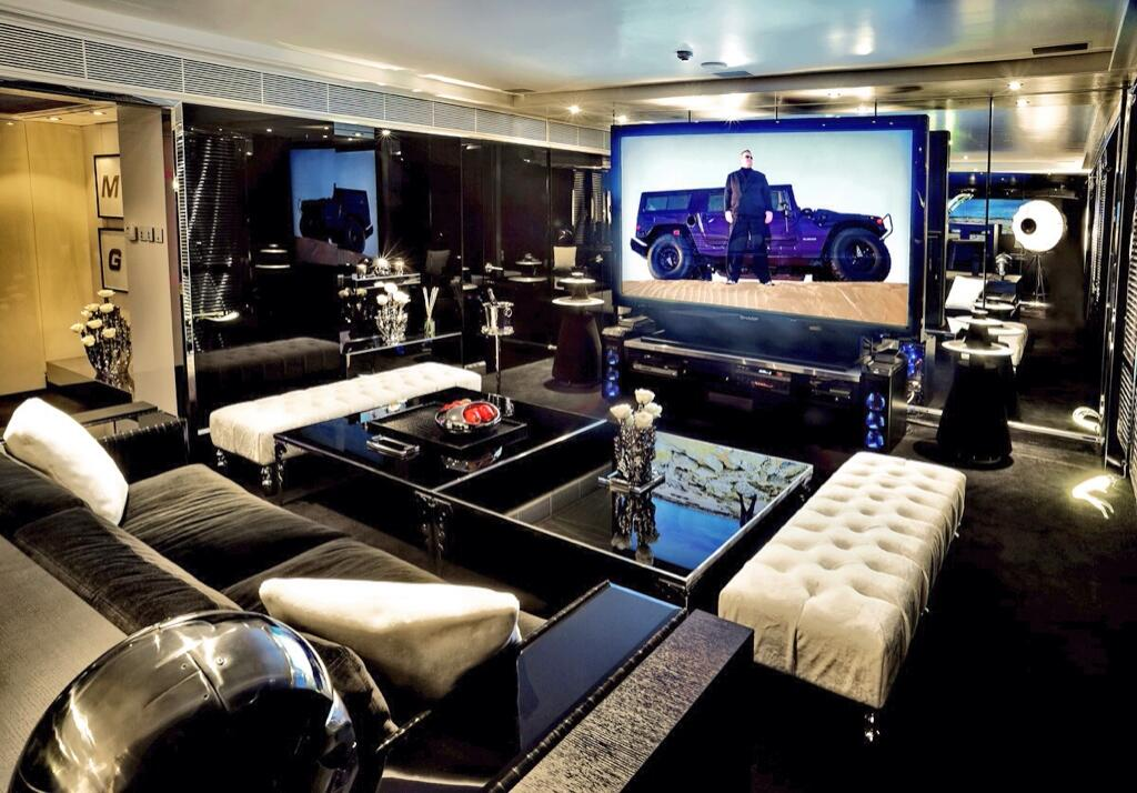 Kim Dotcom's office